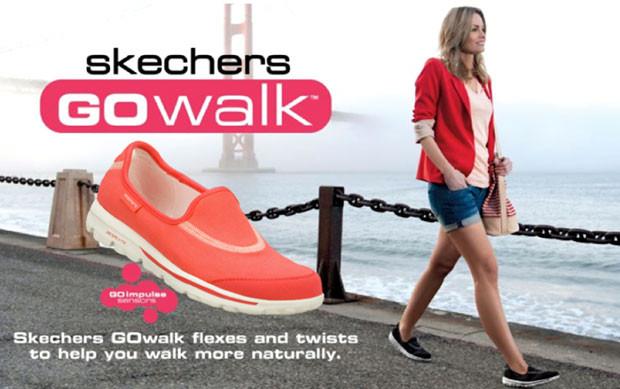 go walk skechers