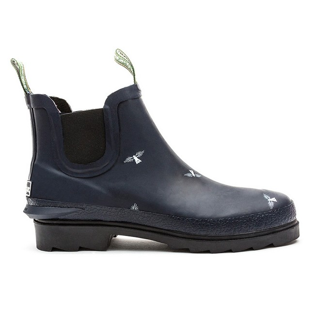 Barbour Chelsea Welly Bavy Beacon
