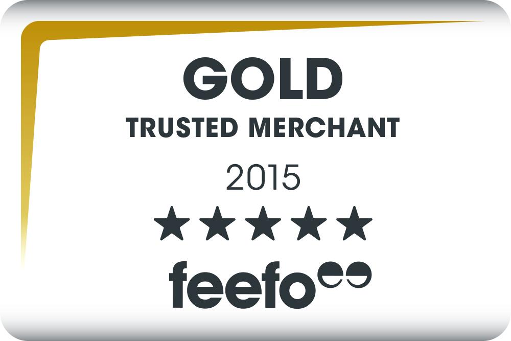 Feefo Award